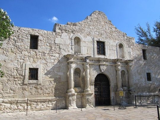 Facts About The Alamo